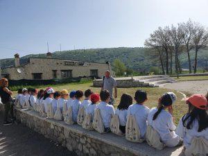 Le scuole di Ovindoli nel progetto Floranet Life