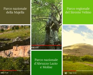 Le gite di primavera in un click. #Iorestoacasa con i video girati nei parchi dell'Appennino Abruzzese
